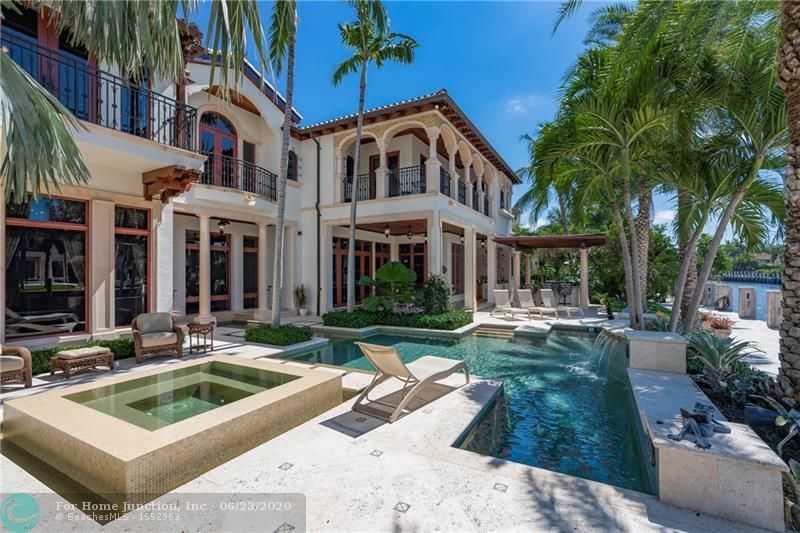 $6,995,000 - 6Br/9Ba -  for Sale in Isla Bahia 47-27 B, Fort Lauderdale