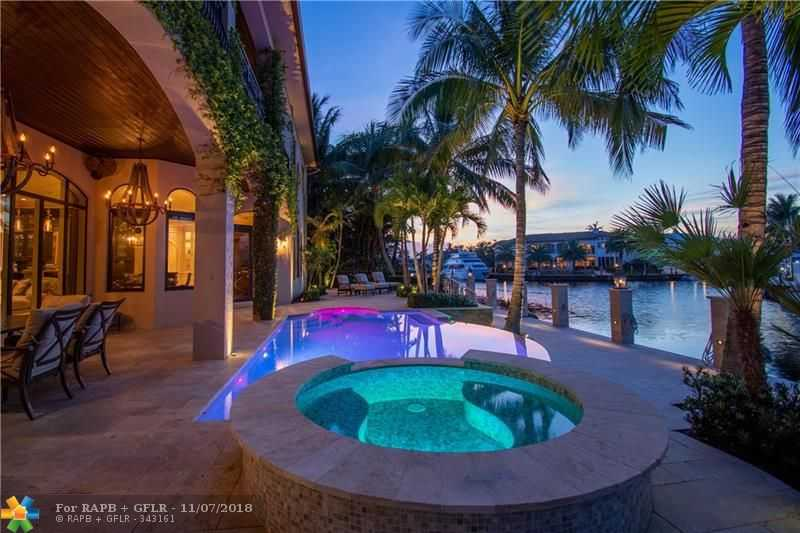$4,699,000 - 5Br/6Ba -  for Sale in Venetian Isles 1st Sec 43, Lighthouse Point