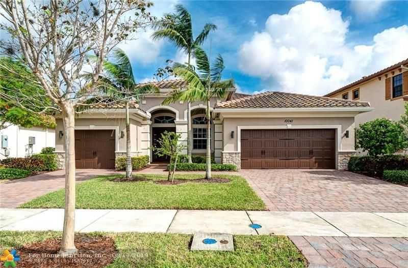 $599,000 - 4Br/3Ba -  for Sale in Miralago, Parkland