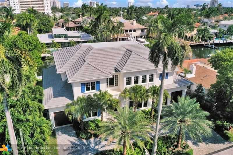 $6,199,000 - 5Br/7Ba -  for Sale in Coral Isles 15-47 B, Fort Lauderdale