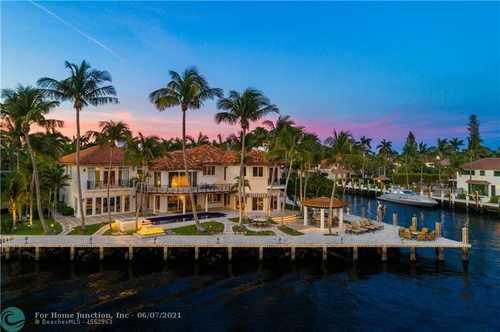 $27,500,000 - 9Br/14Ba -  for Sale in Venice Resub In Blks 3 &, Fort Lauderdale