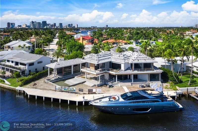 $16,995,000 - 5Br/9Ba -  for Sale in Isla Bahia 47-27 B, Fort Lauderdale