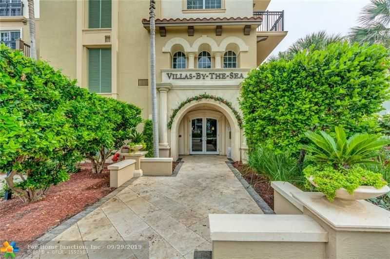 $1,390,000 - 2Br/3Ba -  for Sale in Lauderdale By The Sea