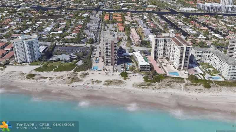 $415,000 - 2Br/2Ba -  for Sale in Lauderdale By The Sea