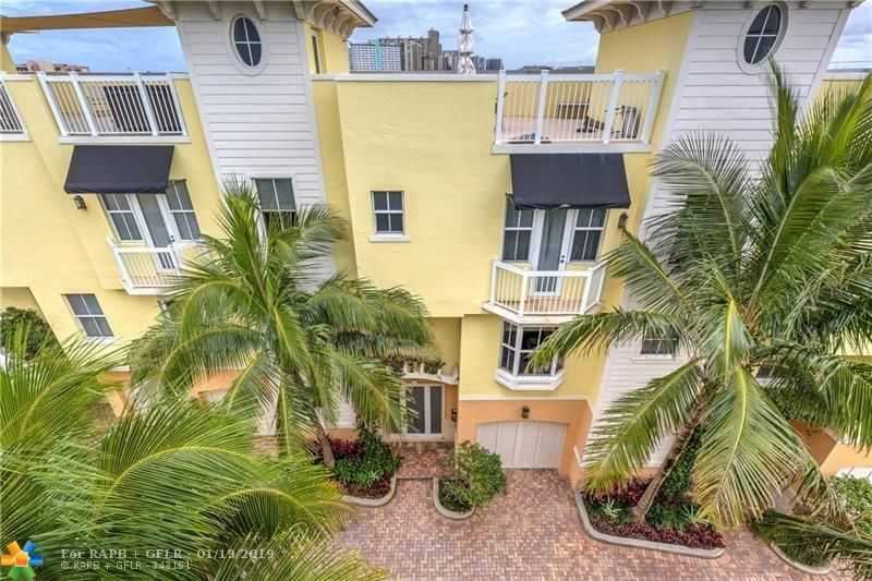 $589,000 - 3Br/4Ba -  for Sale in Lauderdale By The Sea