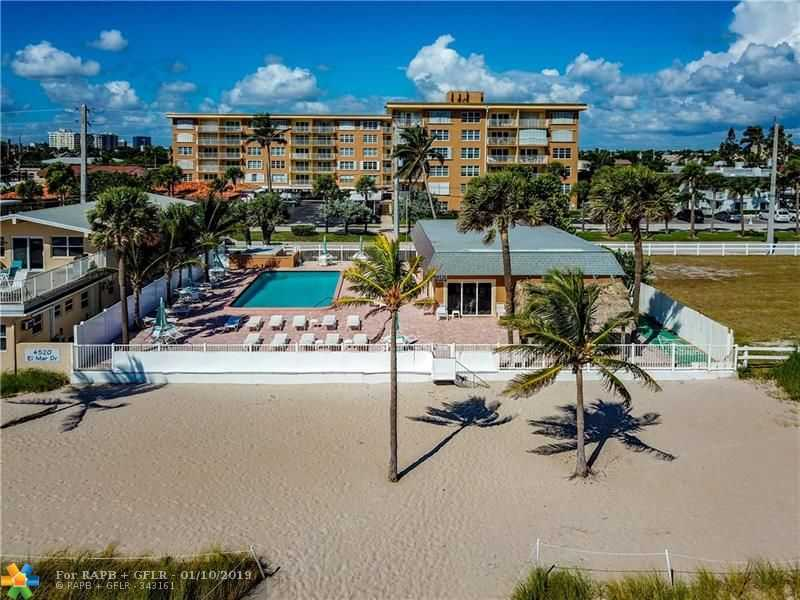 $375,000 - 2Br/2Ba -  for Sale in Lauderdale By The Sea