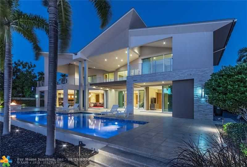 $4,000,000 - 5Br/6Ba -  for Sale in Coral Isles 15-68 B, Fort Lauderdale