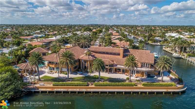 $7,750,000 - 7Br/10Ba -  for Sale in Coral Key Villas Sec 10 9, Lighthouse Point