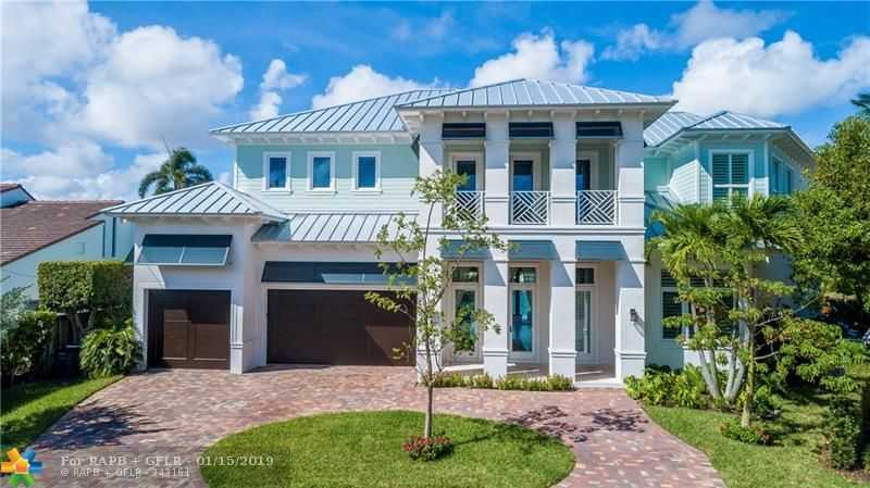 $4,450,000 - 5Br/6Ba -  for Sale in Lighthouse Point 3rd Sec, Lighthouse Point