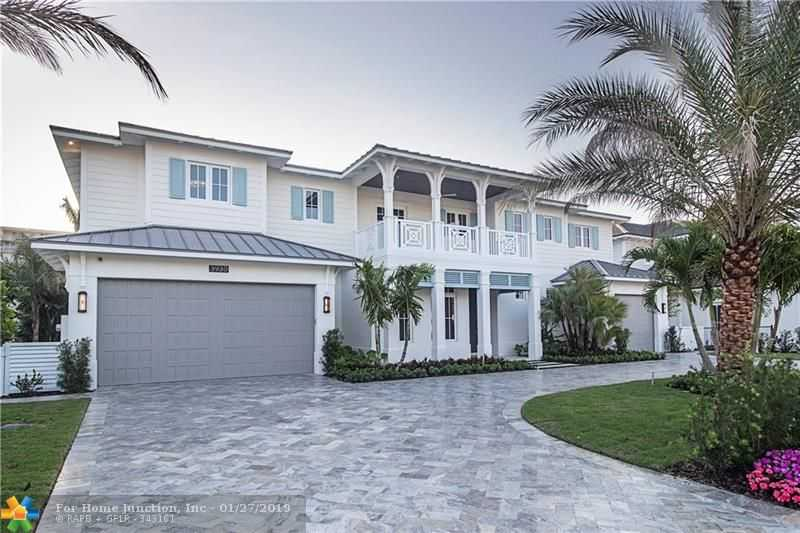 $5,450,000 - 5Br/7Ba -  for Sale in Venetian Isles 2nd Sec 45, Lighthouse Point