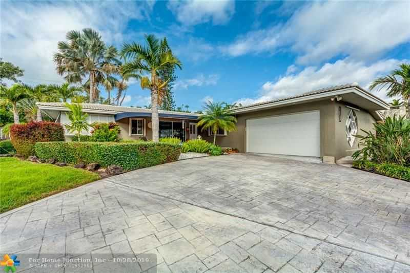 $769,000 - 2Br/2Ba -  for Sale in Harbour Heights Add 35-21, Fort Lauderdale