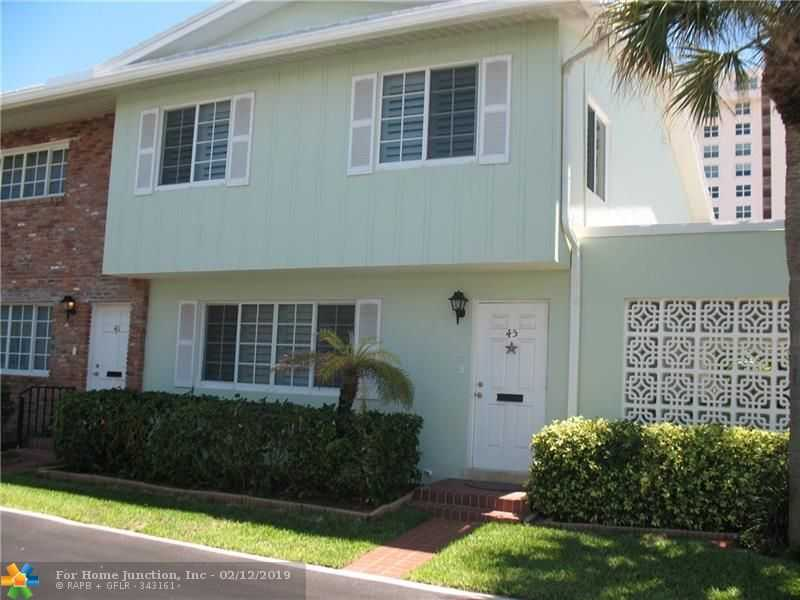 $559,000 - 2Br/3Ba -  for Sale in Lauderdale By The Sea