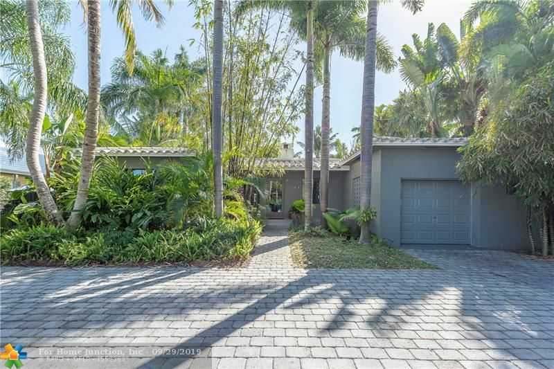 $1,295,000 - 3Br/2Ba -  for Sale in Victoria Isles - Las Olas, Fort Lauderdale