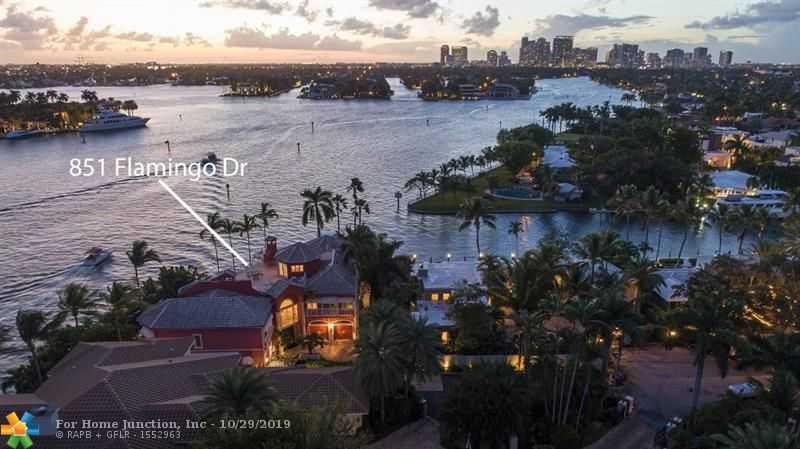 $8,995,000 - 5Br/7Ba -  for Sale in Las Olas Isles, Fort Lauderdale