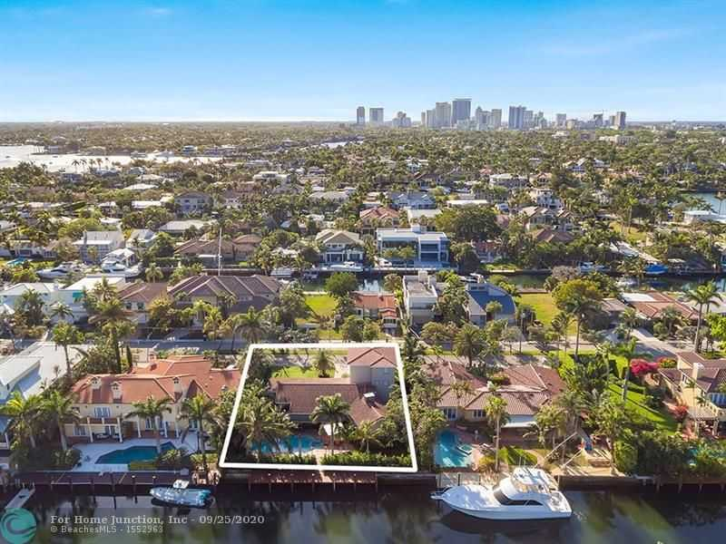 $2,499,000 - 5Br/6Ba -  for Sale in Riviera 6-17 B, Fort Lauderdale