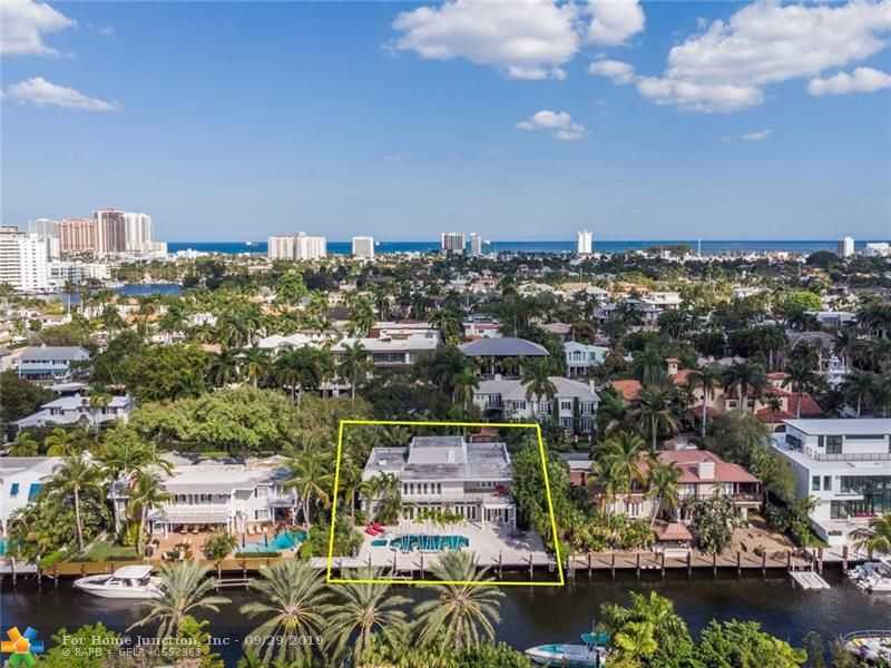 $2,799,000 - 5Br/5Ba -  for Sale in Coral Isles 15-47 B, Fort Lauderdale