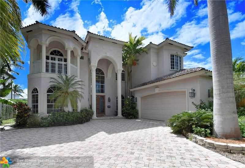 $2,400,000 - 5Br/5Ba -  for Sale in Sea Island, Fort Lauderdale