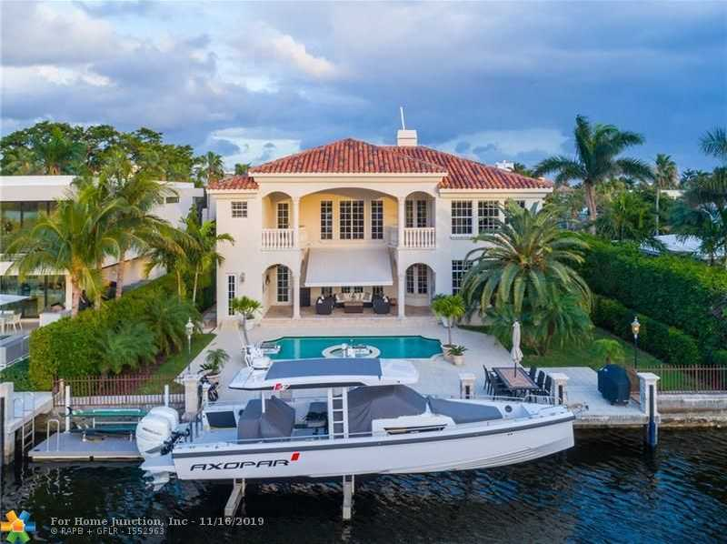 $2,750,000 - 5Br/5Ba -  for Sale in Riviera, Fort Lauderdale