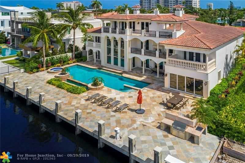 $5,749,000 - 6Br/9Ba -  for Sale in Gould Island 15-62 B, Fort Lauderdale