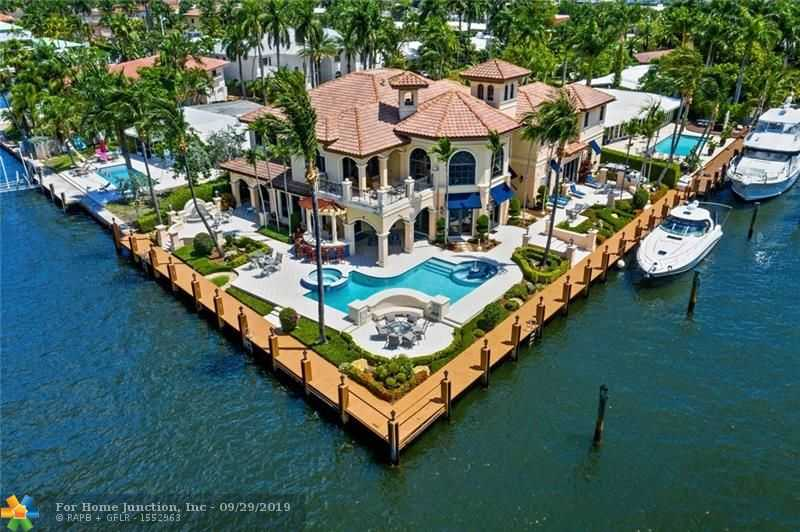 $6,000,000 - 5Br/8Ba -  for Sale in Lauderdale Beach Ext, Fort Lauderdale