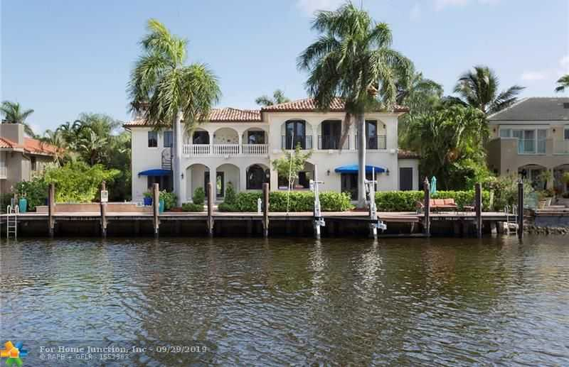 $3,895,000 - 6Br/8Ba -  for Sale in Rio Vista Isles, Fort Lauderdale