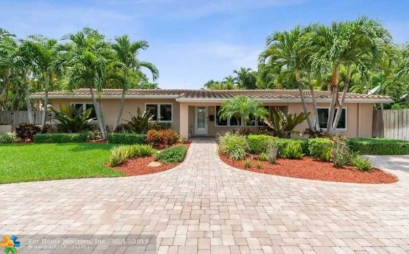 $719,000 - 3Br/2Ba -  for Sale in Coral Ridge Galt Add 1, Fort Lauderdale