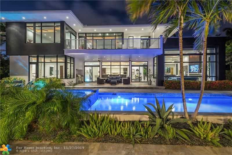 $3,995,000 - 4Br/4Ba -  for Sale in Sunrise Key, Fort Lauderdale