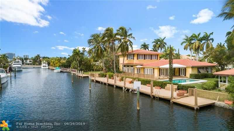 $3,200,000 - 5Br/5Ba -  for Sale in Gould Island 15-62 B, Fort Lauderdale