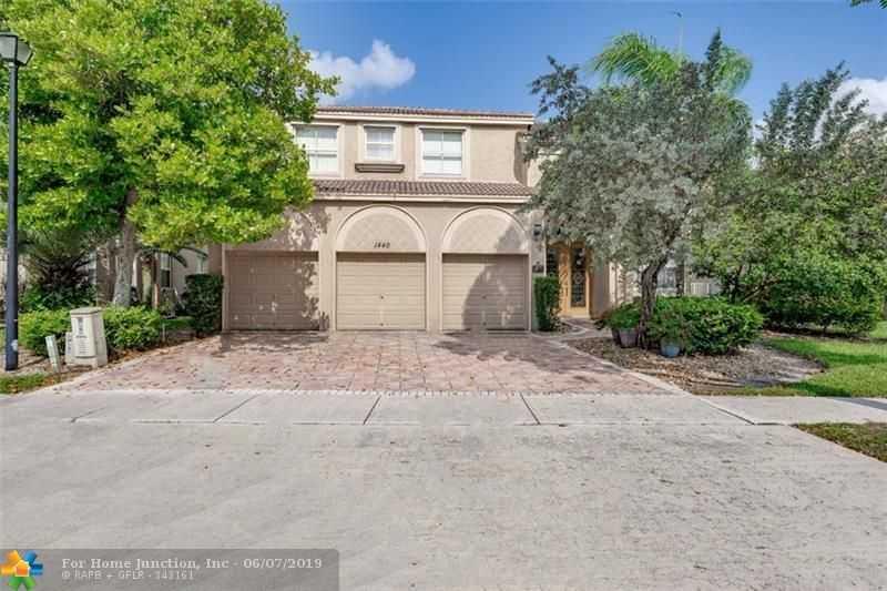 $484,900 - 4Br/3Ba -  for Sale in Sessa Eight 168-2 B, Pembroke Pines