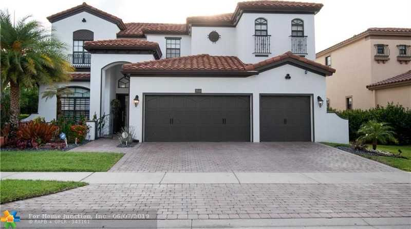 $1,060,000 - 5Br/5Ba -  for Sale in Monterra 175-155 B, Hollywood