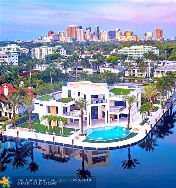 $19,889,000 - 7Br/9Ba -  for Sale in Nurmi Isles Island 3, Fort Lauderdale