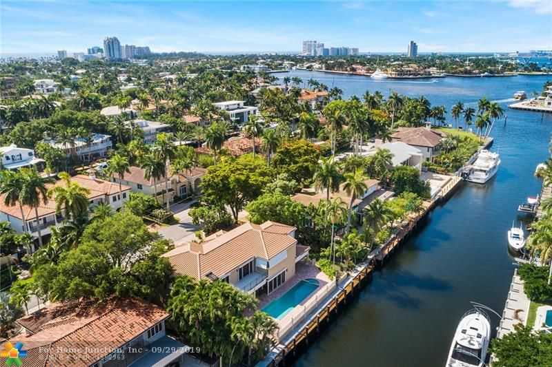 $2,875,000 - 5Br/7Ba -  for Sale in Coral Isles, Fort Lauderdale