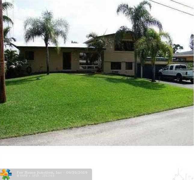 $692,599 - 3Br/2Ba -  for Sale in Lauderdale Isles 2-resub, Fort Lauderdale