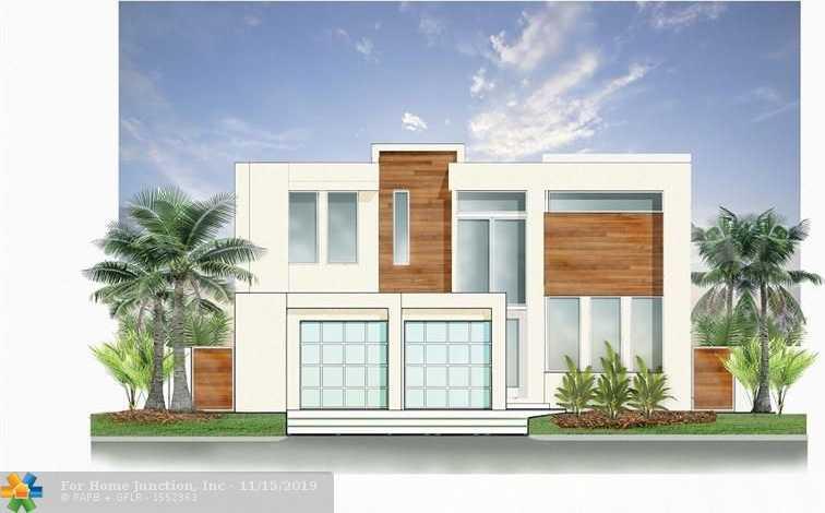 $3,495,000 - 4Br/5Ba -  for Sale in Las Olas Isles, Fort Lauderdale