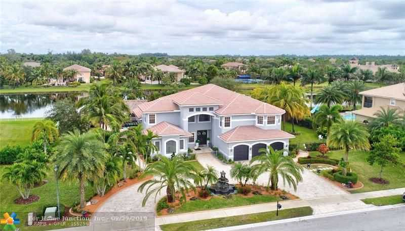 $1,599,000 - 7Br/7Ba -  for Sale in Long Lake Ranches Three, Davie