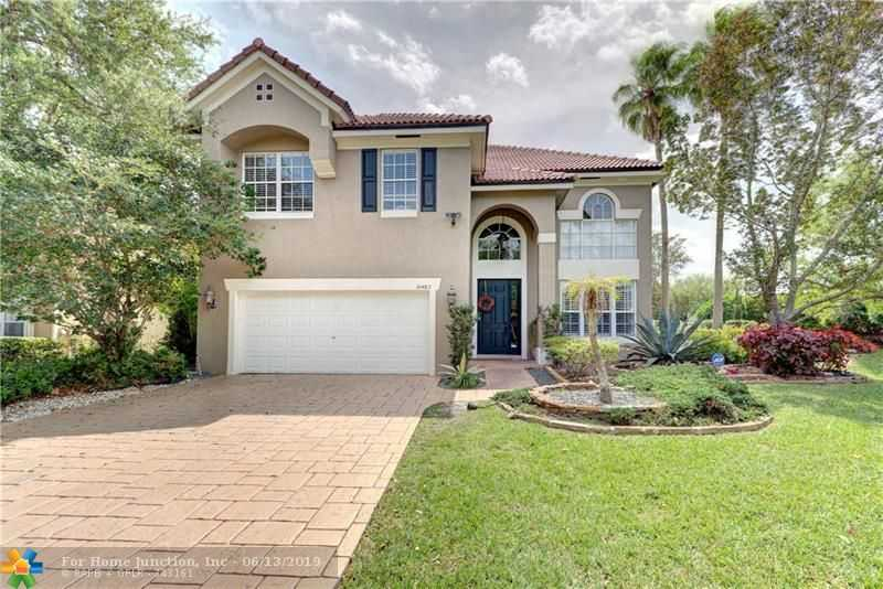 $519,000 - 4Br/3Ba -  for Sale in Waters Edge At Parkland, Parkland