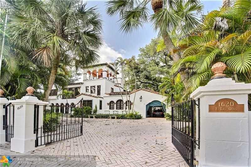 $2,750,000 - 8Br/9Ba -  for Sale in Colee Hammock, Fort Lauderdale