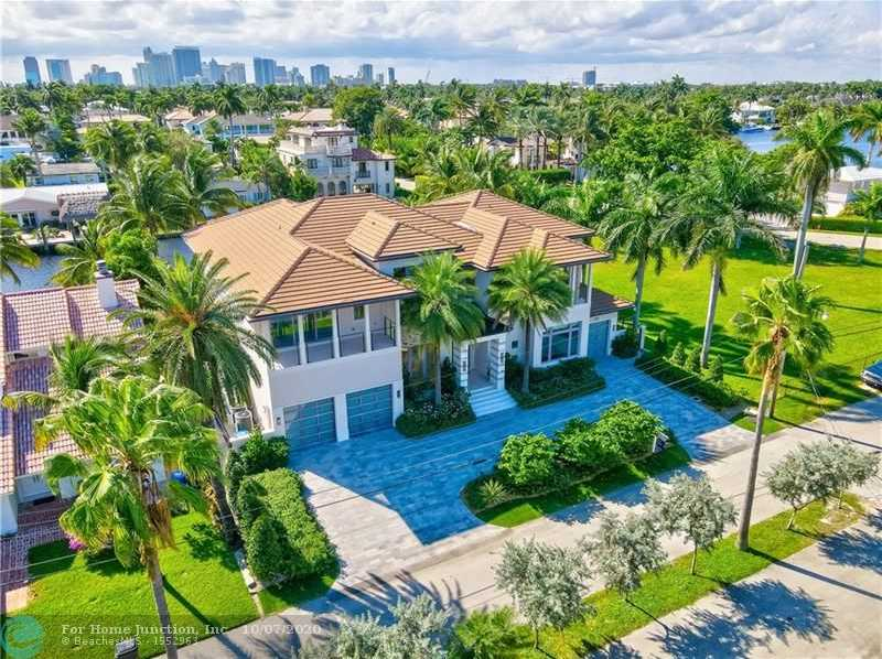 $6,395,000 - 7Br/10Ba -  for Sale in Riviera, Fort Lauderdale