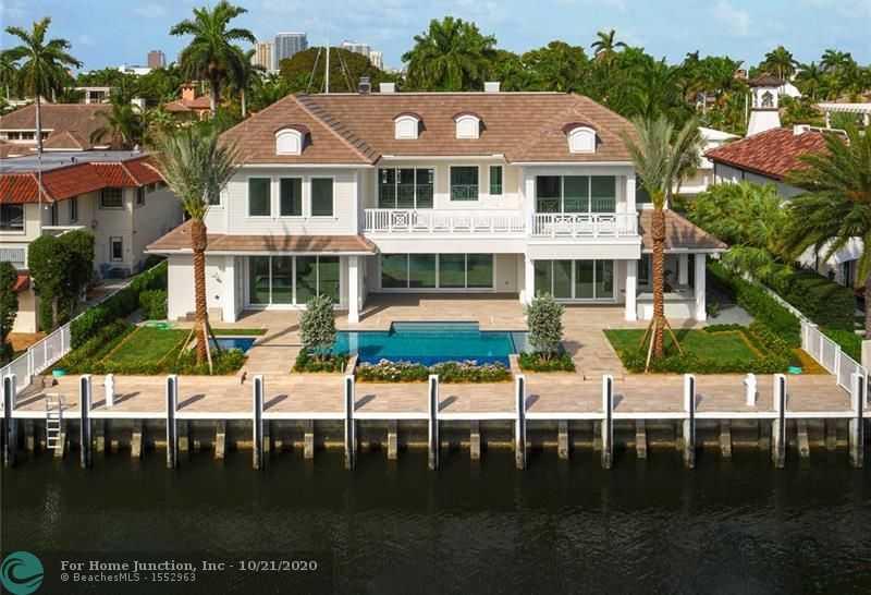 $7,900,000 - 5Br/8Ba -  for Sale in Nurmi Isles Island 1, Fort Lauderdale