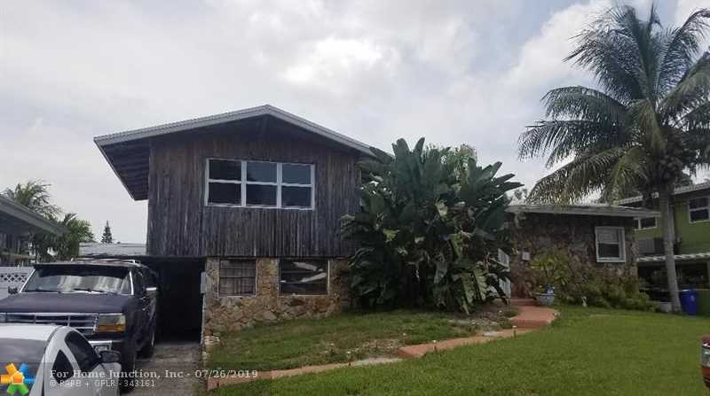 $399,900 - 3Br/2Ba -  for Sale in Lauderdale Isles, Fort Lauderdale