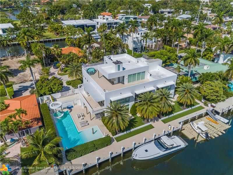 $9,995,000 - 6Br/8Ba -  for Sale in Venice Resub In Blks 3&4, Fort Lauderdale