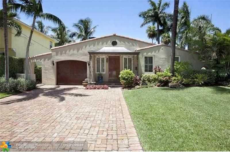 $1,288,000 - 3Br/2Ba -  for Sale in Lauderdale Shores Corr, Fort Lauderdale