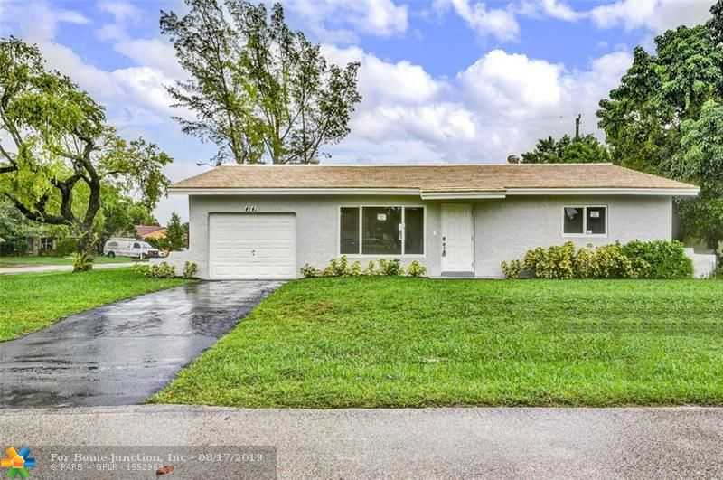 $349,900 - 3Br/2Ba -  for Sale in Coral Spgs Sub 1 59-30 B, Coral Springs