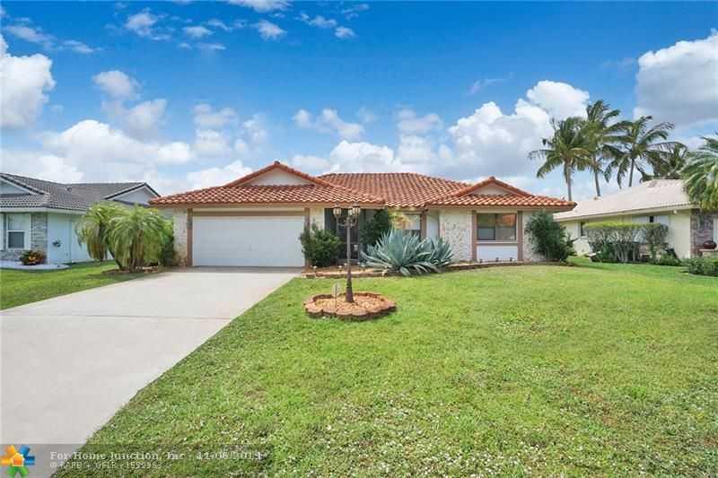$375,000 - 3Br/2Ba -  for Sale in Eastridge Village, Coral Springs