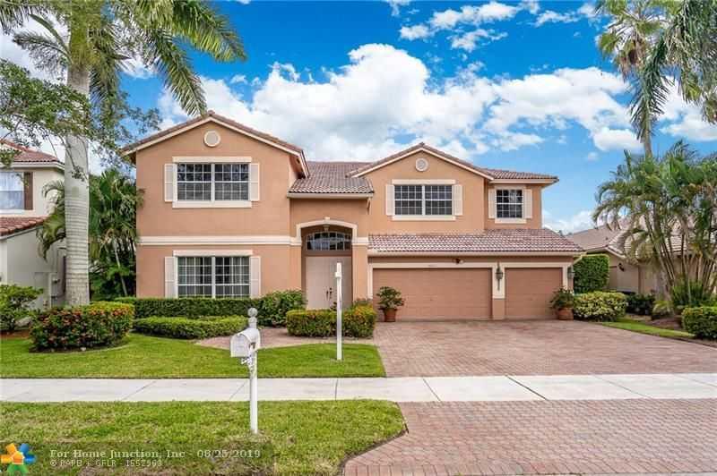 $549,000 - 4Br/3Ba -  for Sale in Kensington North, Coral Springs