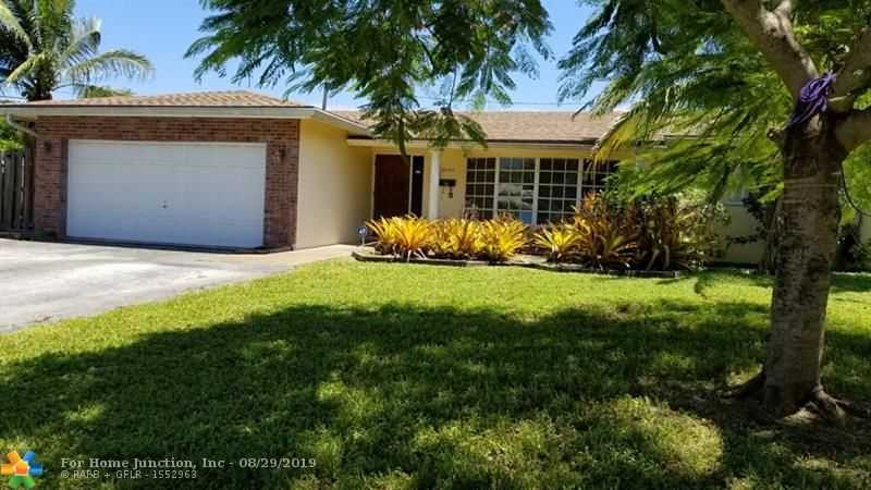 $405,000 - 4Br/2Ba -  for Sale in Coral Ridge Isles, Fort Lauderdale