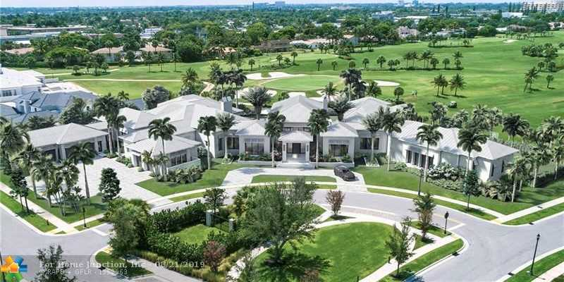 $8,995,000 - 7Br/10Ba -  for Sale in The Enclave At Crcc, Fort Lauderdale