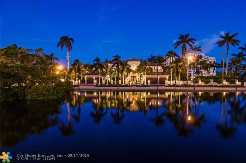 $7,499,000 - 6Br/9Ba -  for Sale in Stillwell Isles Isles Of, Fort Lauderdale