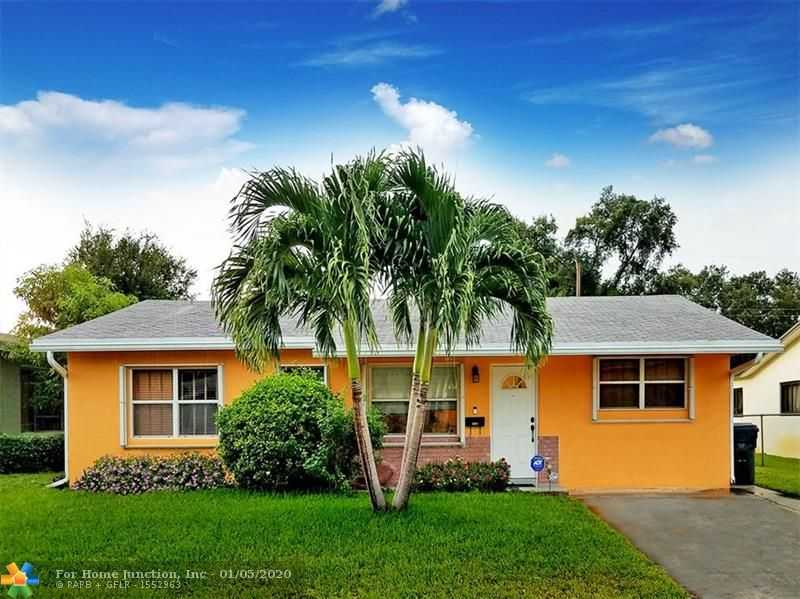 $313,500 - 4Br/2Ba -  for Sale in Driftwood Acres 5 39-40 B, Hollywood