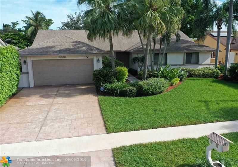 $489,000 - 3Br/2Ba -  for Sale in Rolling Hills Lake Estate, Davie